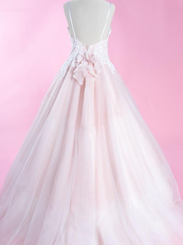 Abito da sposa a principessa Rosa